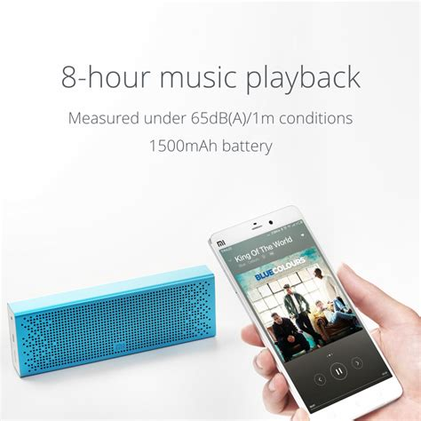 Speaker Bluetooth Robot Rb180 V2 1 With Colorful Lights Blue 9 xiaomi mi bluetooth speaker v2 enceinte portable xiaomi