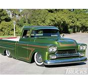 1958 Chevrolet Apache  Hot Rod Network