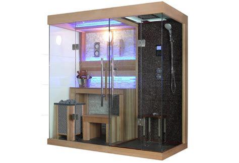 ducha sauna sauna seca sauna h 250 meda con ducha at 001c