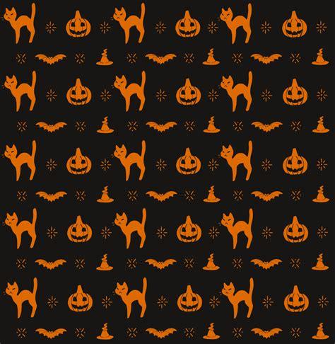 halloween pattern tumblr halloween pattern by mute owl on deviantart