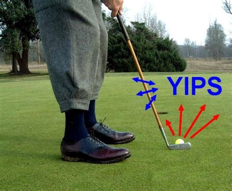 yips in golf swing how to cure putting yips in golf golf training hub