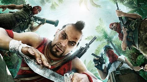 far cry game wallpaper vaas far cry 3 2 wallpaper game wallpapers 16019