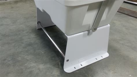 wise cooler seat installation wise moeller cooler seat kit
