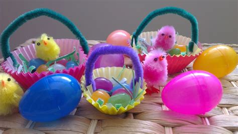 craft of easter craft easter cupcakes cupcake liner crafts