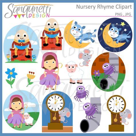 nursery rhyme clip sanqunetti design nursery rhyme clipart
