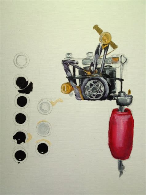 tattoo machine by 12kathylees12 on deviantart