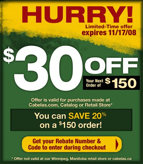 Can I Use A Cabela S Gift Card On Amazon - cabelas coupon code january 2016 coupon for shopping
