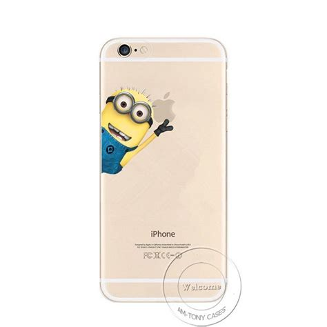 Minion Despicable Me For Iphone 5 5s Tipe B Limited details about minion for samsung iphone 4 4s 5 5s 5c 6 6s plus despicable me cover