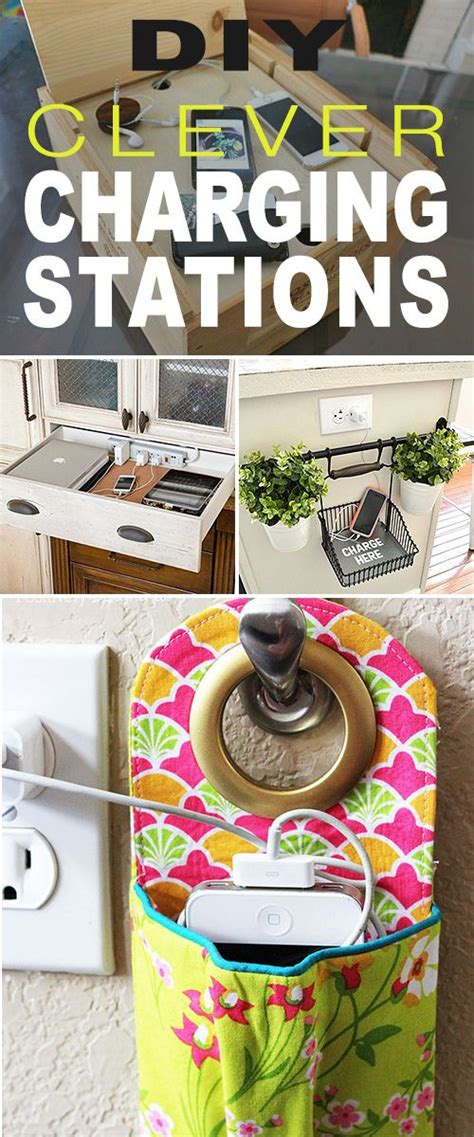 Driven By Decor Family Charging Station Best 25 Charging Stations Ideas On Pinterest Teen Room
