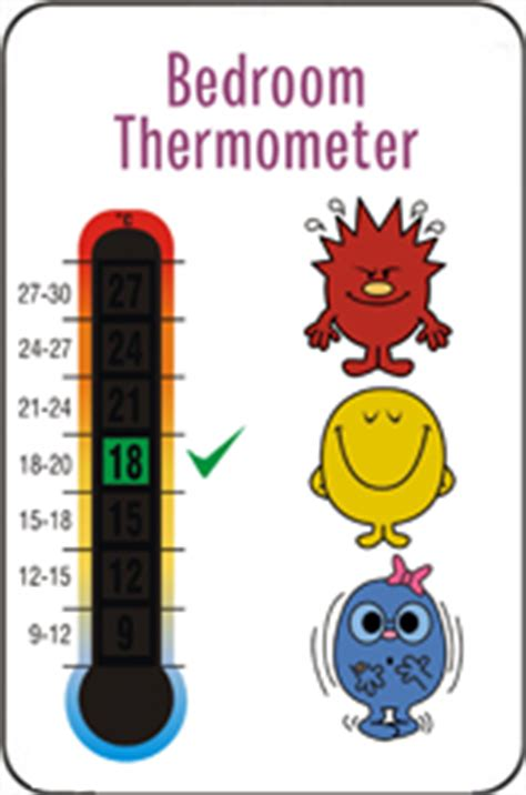mr men bedroom child baby safety thermometers temperature indicators