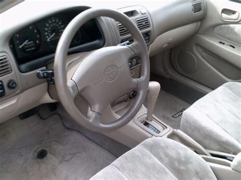 1998 Toyota Corolla Interior by 98 Corolla Interior View 98 Corolla Interior View Mr Auto