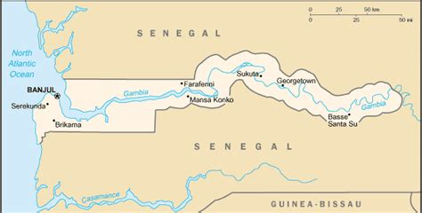 travellers guide  gambia wiki travel guide