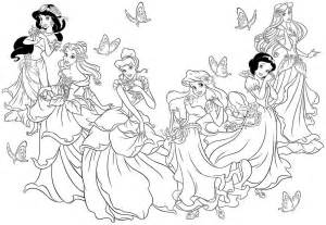 printable princess coloring pages 426 free disney princess ariel coloring pages coloring pages