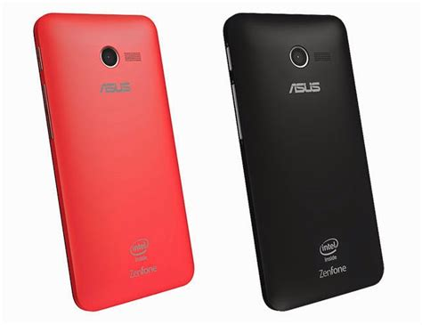 Asus Zenfone 4 Led Flash Asus Zenfone 4 Intel Powered Smartphone With 8gb Of Storage For 3 995 Specs And