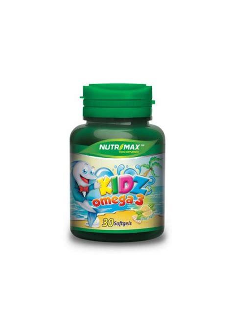 Nutrimax Omega 3 vitamin anak