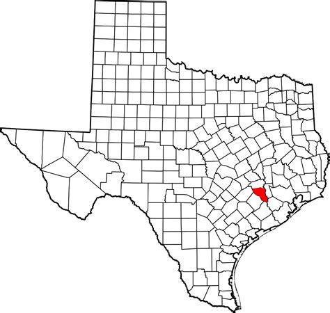 texas county map locator file map of texas highlighting county svg wikimedia commons