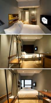 Small Hotel Room Design Ideas 8 Small Hotel Rooms That Maximize Their Tiny Space