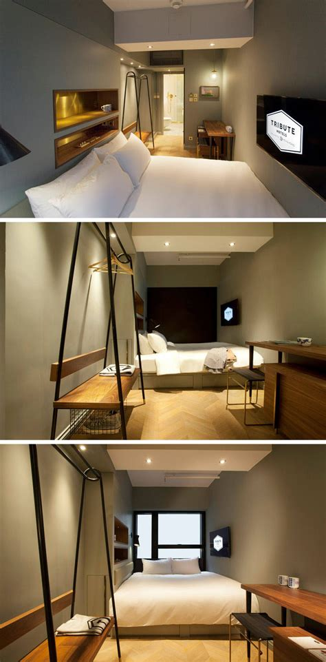 small hotel room 8 small hotel rooms that maximize their tiny space contemporist