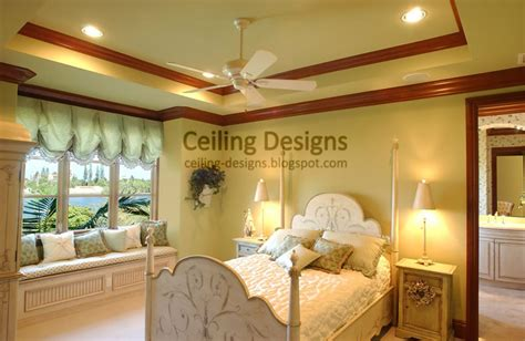 Tray Ceiling Decorating Ideas 5 tray ceiling ideas with wood decorations