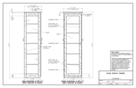 curio display cabinet plans plans for display cabinet plans diy free download building