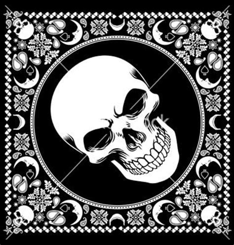 bandana pattern drawing pin by vectorstock on tattoo inspiration pinterest