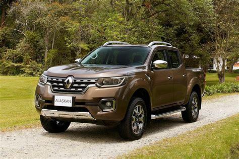 renault alaskan engine renault alaskan unveiled 4x4 australia