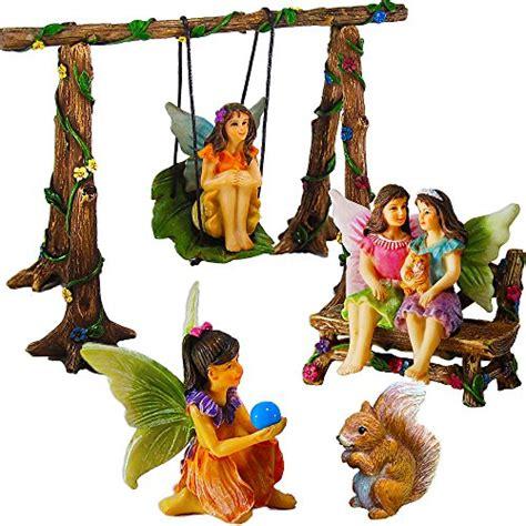 swing set pieces adorable fairy planters and flower pots webnuggetz com