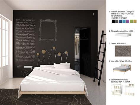armadio dietro al letto tanti modi di realizzare la cabina armadio dietro al letto