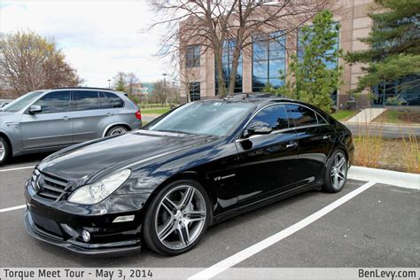 Mercedes Cls55 Amg by Black Mercedes Cls55 Amg Benlevy