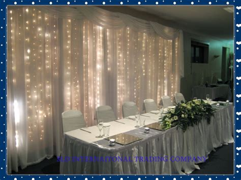backdrop drapes for weddings aliexpress com buy 3 6m white silk wedding backdrop