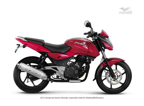 Pulser Honda modifikasi honda new megapro headl pulsar 200 ns car interior design