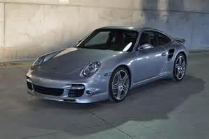 2009 Porsche Turbo 2009 Porsche 911 Turbo 997 Corcars