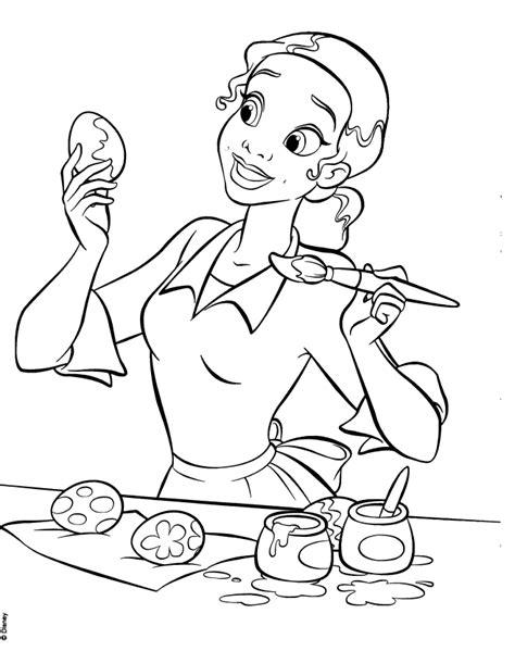 Princess Tiana Coloring Page Az Coloring Pages Princess And The Frog Books Free Coloring Sheets