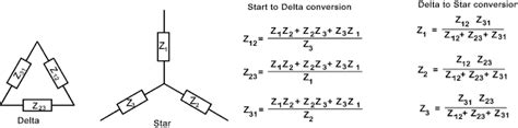 capacitor delta wye conversion capacitor delta wye conversion 28 images electrical engineering world to delta and delta to