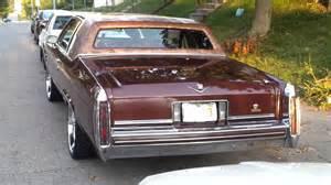 84 Cadillac Coupe 84 Cadillac Coupe Custom