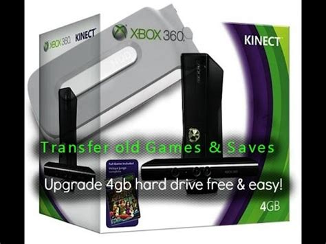 Harddisk Cooler V Fundisk 4gb how to upgrade xbox 360 4gb drive using your hdd free easy way