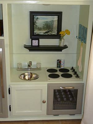 tv cabinet kids kitchen 17 best images about play kitchen on pinterest diy play