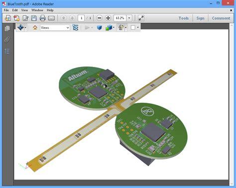 Altium Designer 3d View