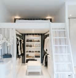 loft beds with closet underneath