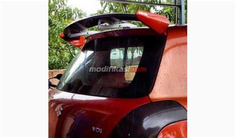 Spoiler Gt Wing Universal Untuk Semua Sedan Racing wing spoiler kitart universal semua mobil hatchback