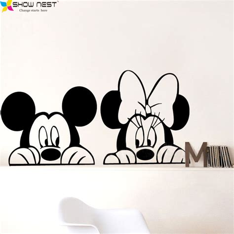 Mickey And Minnie Mouse Home Decor aliexpress com buy free shipping cartoon mickey minnie