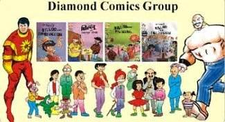 what are some of the most popular indian comic book heroes