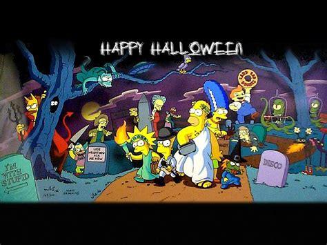 halloween imagenes los simpson fondos de los simpson fondo de pantalla de los simpsons