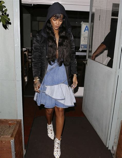 who wore it better collins vs rihanna in givenchy s