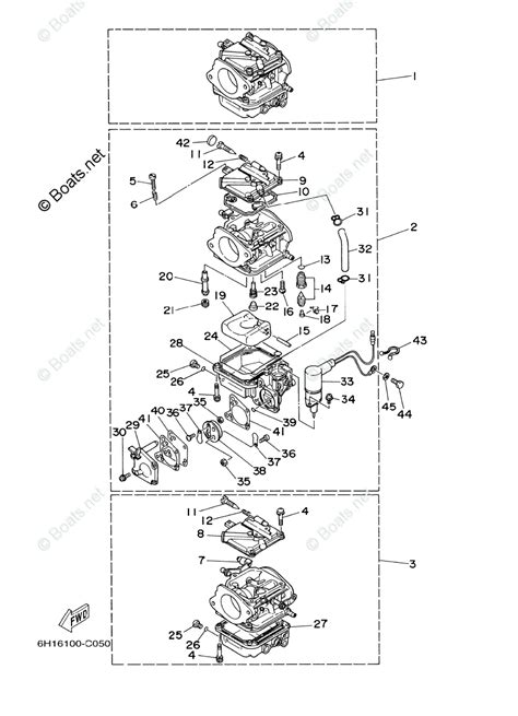 Yamaha Outboard Parts by Year 2006 And Later OEM Parts