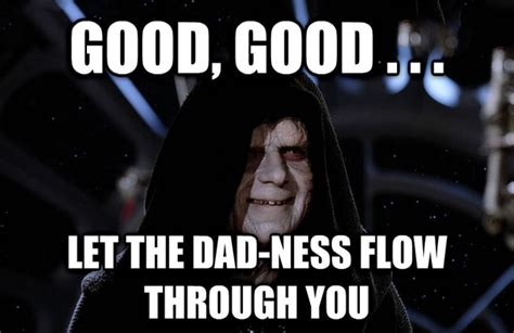 New Dad Meme - my message to a friend whos a new father when he told me