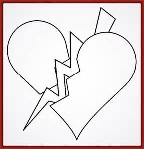 dibujos de corazones bonitos y faciles archivos fotos de