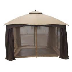 triyae backyard gazebo lowes various design
