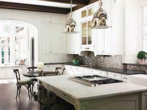 alabaster white kitchen cabinets vintage architect s stools transitional kitchen