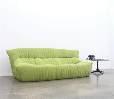 ligne roset sofa very rare ligne roset sofa by michel ducaroy 1970s 71119